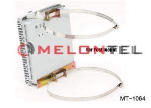 China Outdoor Fiber Optic Termination Box IP65 , FTTH PLC Optical Splitter Box on sale