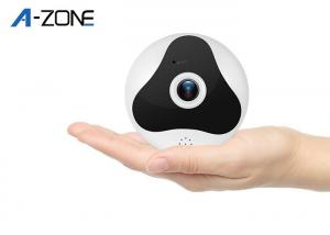 China Automatic WiFi Fisheye Security Camera Ip Support H.264+ For Home on sale