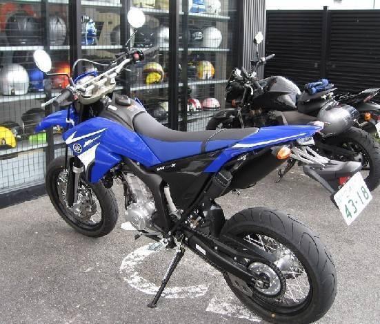 Yamaha Motorbike 2012 2012 Yamaha Wr250x Off Road
