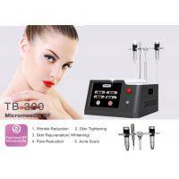Micro-needle Head With Fractional RF Head Face Lifting Wrinkle Removal Machine