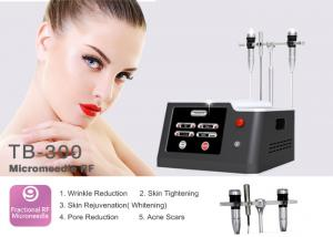 China Micro-needle Head With Fractional RF Head Face Lifting Wrinkle Removal Machine on sale