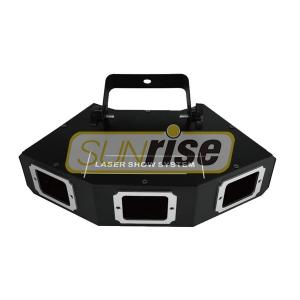 China 30W IP33 Laser Stage Lighting , Fluorescent Disco Laser Lights For Disco Nightclub on sale