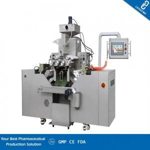 China Lab Scale Soft Gelatin Encapsulation Machine , Soft Gelatin Capsule Filling Machine on sale