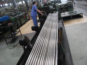 China Cold Drawn Welded Precision Carbon Steel Tubes Round Shape For Boiler on sale