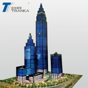 China High quality 3D miniature scale model buildings for sale on sale