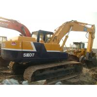 used but 80%new Kobelco SK07 excavator for Hot sale!!