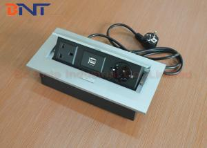 ... Quality Customized Conference Table Pop Up Outlets UK / EU Standard USB  Charger For Sale ...