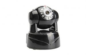 China Indoor Wireless / 70P Plug And Play IP Cameras For Home Security Monitoring on sale