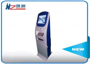 China All in one Self Service Check In Kiosk  with camera , patient self check in kiosk on sale