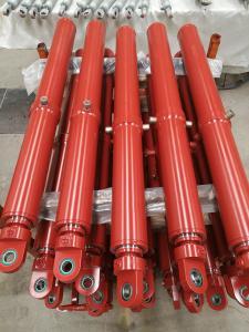 China Round Line Piston Rod Custom Hydraulic Cylinders Medium Duty 3000PSI Working on sale
