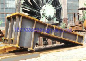 China Architectural Heavy Metal Fabrications , Steel Welding Structure Fabrication on sale