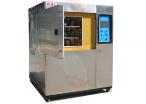 China Battery Heating Shock Testing Thermal Shock Chamber with Viewing Window on sale