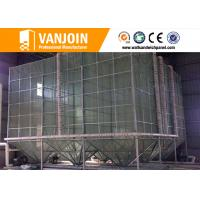 Fireproof Concrete Eps Wall Sandwich Panel Production Line Automatica CE Certification
