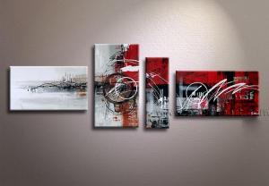 China Framed Canvas Art (XD4-104) on sale