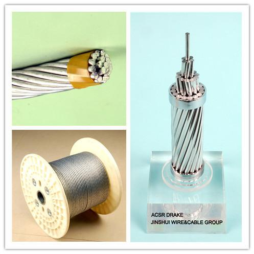 Corrosion Resistance Galvanized Steel Wire Rope Cable , Electrical ...