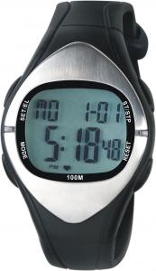 China Ladies Sports Tracker Heart Rate Monitor Watches With Calories Calculation on sale