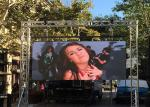 China 8000nit Brightness HD LED Video Wall 1R1G1B Pixel Configuration Outdoor wholesale