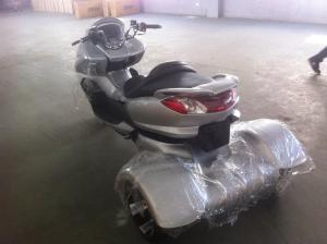 China Three Wheels Scooter Oil Cooled on sale