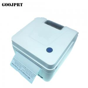 China wholesale brand new thermal bar code QR code label printer high quality clothing tags supermarket price sticker printer on sale