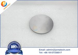 China Ground Finished Surface Round Zirconium Disc ZR 702 For Chemical Industry on sale