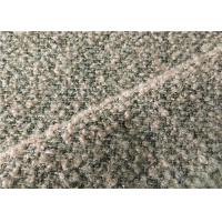 JS1644 Woven Technics Wool Blend Fabric For Winter Coat 57/58 Inch