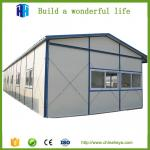 low cost prefabricated movable camp house and wall panels design in nepal