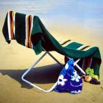 toallas de playa impresas