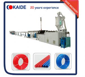 China 25m/min Cross-linking PEXb Pipe Making Machine on sale