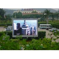 Outdoor P16 2R1G1B Static Constant Current Ddigital Mobile LED Screens with 3, 906 dots/m2