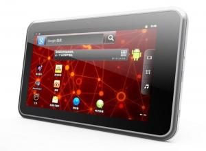 Quality GSM850 / 900MHZ capacitive touch screen Android2.2 wifi 7 inch touchpad tablet for sale