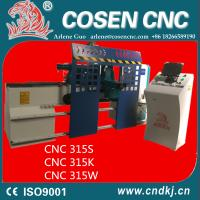 China 2017 new conditon cnc carpenter machine for wood turning engraving with protection on sale