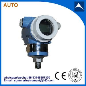 China direct mount 1/2NPT or 1/4NPT thread connection flush pressure transmitter with low price on sale