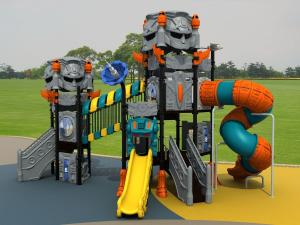 China adventure playground equipment P-061 on sale