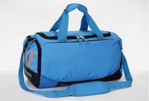 8e21d8c30b82 Quality OEM Nylon Ripstop Blue Sports Bags Mens Travel Duffel Bag  Lightweight for sale ...