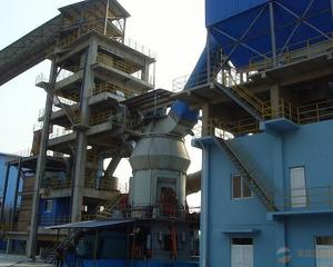 China Gold Mines Vertical Grinding Mill For Raw Material Low Wear Fineness Adjustable on sale