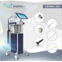 Oxygen Facial Skin Care Beauty Salon Machine with BIO microcurrent machine ACne treatment wrinkle remover