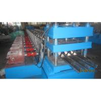 Galvanized Guardrail Roll Forming Machine for Making Highway Safety Barrier Protections Export to EU Countries