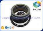 Grey + Black Color Hydraulic Breaker Seal Kit With 70 - 90 Shores A Hardness