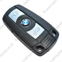 bmw replacement transponder keys blanks with high impact resistance