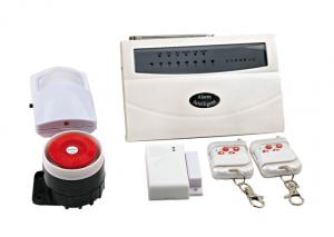 China 220VAC 315Mhz GSM Intelligent Alarm System Telephone Auto-dial Alarm kit on sale