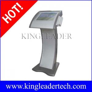 China Internet self-service kiosk with magnetic cardreader   custom kiosk design TSK8009 on sale