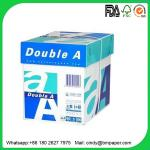 China Pure white  wood pulp a4 paper 70g office paper copy paper 500 sheets one pack wholesale