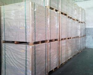 China Duplex paperboards white back on sale