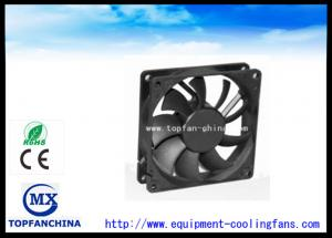 China High Efficiency GPU Cooling DC Brushless Fan 12V Axial Fan Motor For Machine Equipment on sale