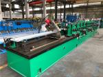 High Speed Steel Stud Roll Forming Machine Adjustable 11KW + 7.5w