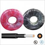 Flame Retardant Solar Cable 10mm For Photovoltaic Power Generation