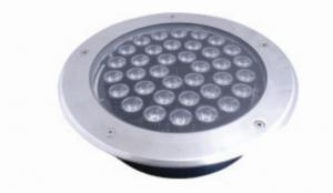 China IP66 36 Watt Energy Saving LED inground Light  Color Changing For Outdoor Inground on sale