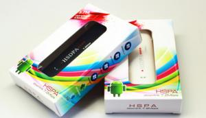 China 7.2Mbps USB HSDPA 3.5G wireless modem, 6290, supports OEM as per your requirement on sale