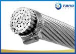 ASTM B231 All Aluminum Conductor Bare Aluminum Conductor High Precision For Overhead