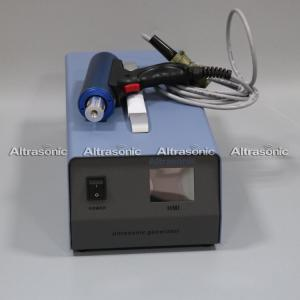 China Special Ultrasonic Spot Welding Machine , Mini Spot Welding Machine For Auto Industry on sale